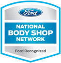 Ford Recognized National body shop network