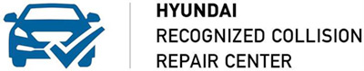 Hyundai recognized collision repair facility