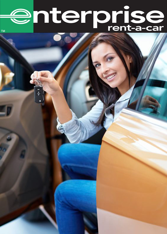 Rent a vehicle while yours is being repaired